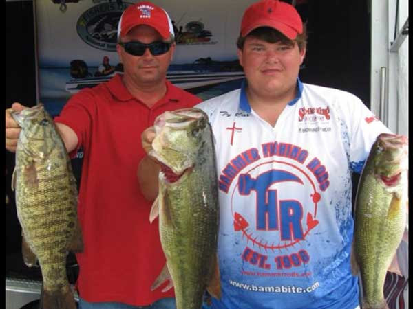 Get a limit outdoors for Hammer fishing rods