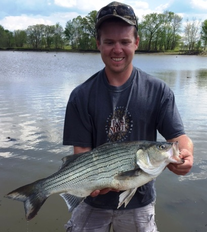 O'Fallon Angler Sets Another State Fishing Record